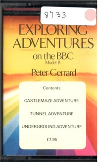 Exploring Adventures on the BBC