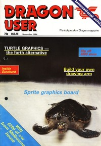 Dragon User - November 1984
