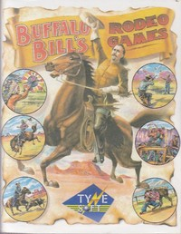 Buffalo Bill's Rodeo Games