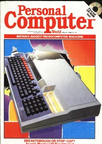 Personal Computer World - March 1986