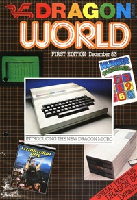 Dragon World December 1983
