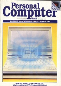 Personal Computer World - June 1986