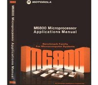 M6800 microprocessor application manual