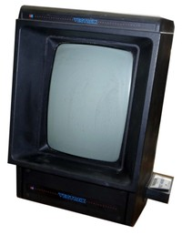 Vectrex Model 3000 (Milton Bradley, Boxed)