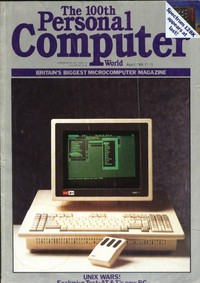 Personal Computer World - April 1986