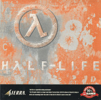 Half-Life (Disc Only)