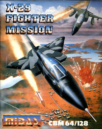 X29 Fighter Mission