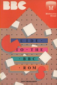 Guide to the BBC ROMs
