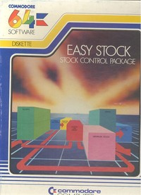 Easy Stock - Stock Control Package (disk)