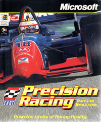 Cart Precision Racing -JDF2