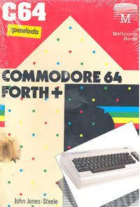Commodore 64 Forth+