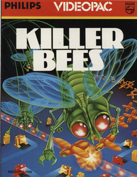 Philips Videopac 52 - Killer Bees