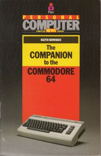 The Companion to the Commodore 64