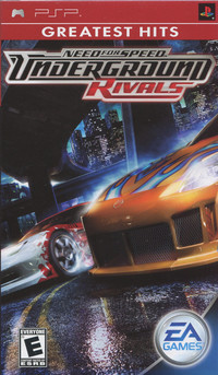 Need for Speed Underground Rivals (Greatest Hits) (USA)