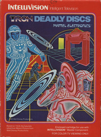 Tron Deadly Discs
