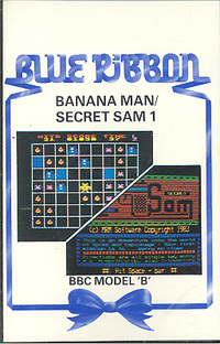 Banana Man / Secret Sam 1
