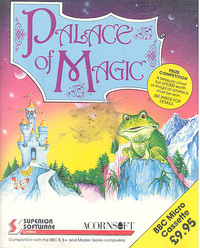 Palace of Magic