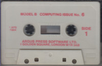 Model B Computing (Issue No. 6)