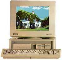 Amstrad PC1640 HD20