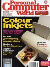 Personal Computer World - August 1995