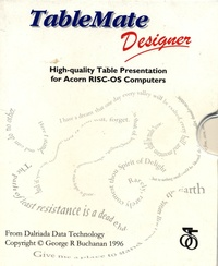 Table Mate Designer