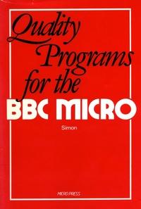Quality Programs for the BBC Micro