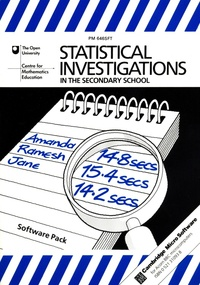 Statistical Investigations in the Secondary School