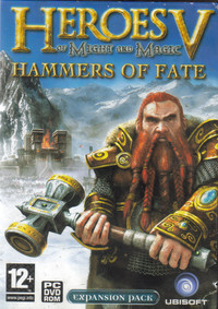 Heroes of Might and Magic V Hammers of Fate