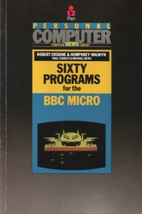 Sixty Programs for the BBC Micro
