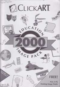 Click ART - Education 2000 Image Pack