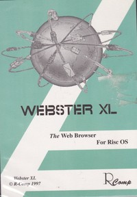 Webster XL