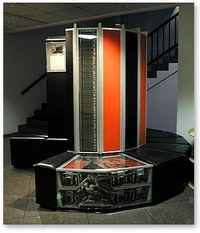 Cray 1A announced