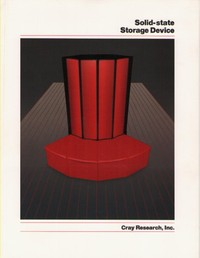 Cray Solid-state Storage Device Brochure
