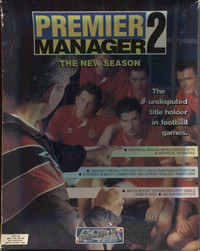 Premier Manager 2 - The new season