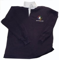 IBM RISC System/6000 AIX Rugby Shirt