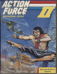 Action Force II (48k/128k/+2)