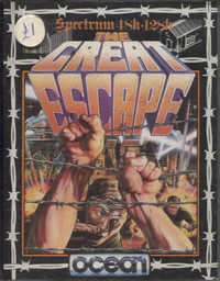 The Great Escape (48k/128k)