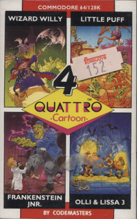 4 Quattro Cartoon
