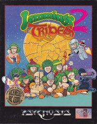 Lemmings Tribes 2