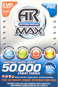 Action Replay Max EVO Edition