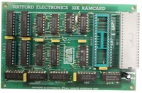 Watford Electronics 32K RAM Extension Board