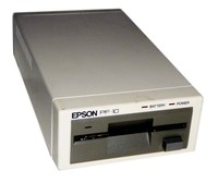 Epson PF-10 Portable Disk Drive