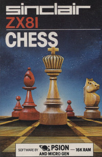 Sinclair ZX81 Chess