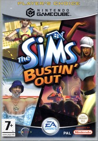 The Sims Bustin'n Out (Player's Choice)