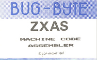 ZXAS - Machine Code Assembler(Early version)