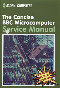 Concise BBC Microcomputer Service Manual