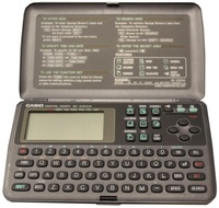 Casio Digital Diary SF-4300A