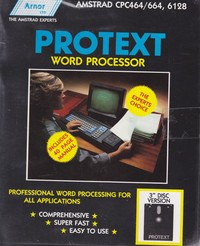 Protext Word Processor