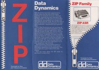 Data Dynamics ZIP family of Terminals