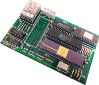 Nine Tiles BBC Interface Board